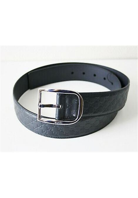 GUCCI | belt | 449716BLU