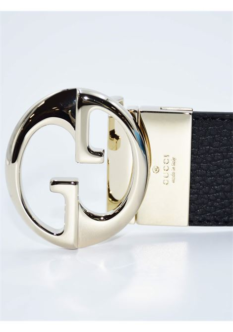 GUCCI | belt | 450000DOUBLE NERO-ROSSO
