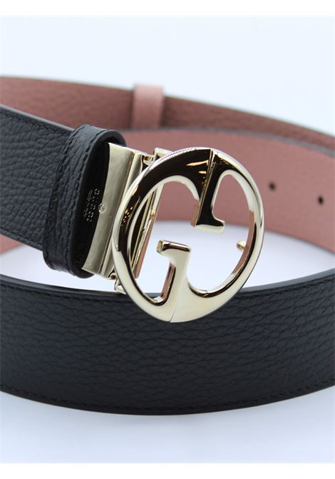 GUCCI | belt | 450000double NERO-ROSA