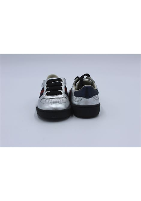 Sneakers Gucci Junior GUCCI | Sneakers | 477454SILVER
