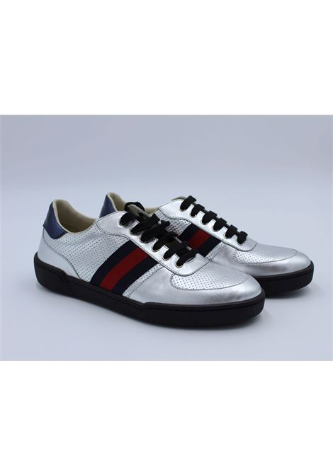 Sneakers Gucci Junior GUCCI | Sneakers | 477579SILVER