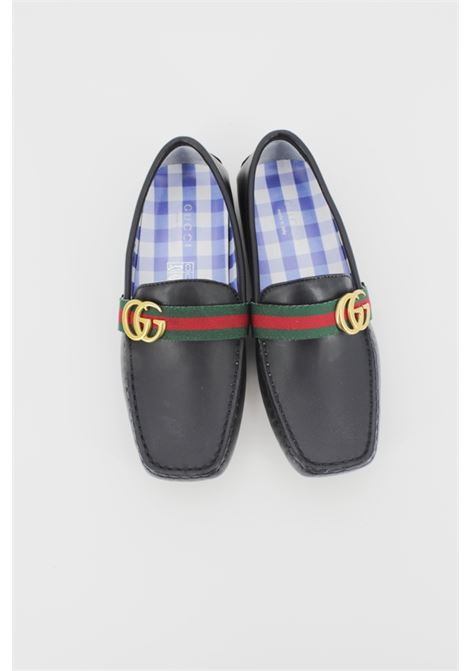 Mocassino Gucci  Junior GUCCI | Mocassini | 501039NERA