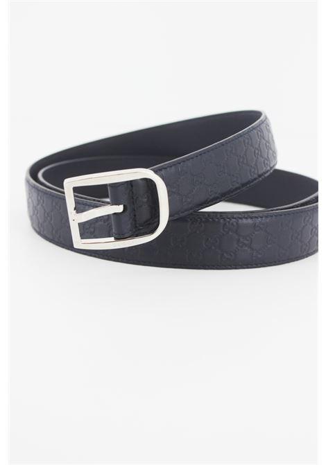 GUCCI | belt | 510309BLU