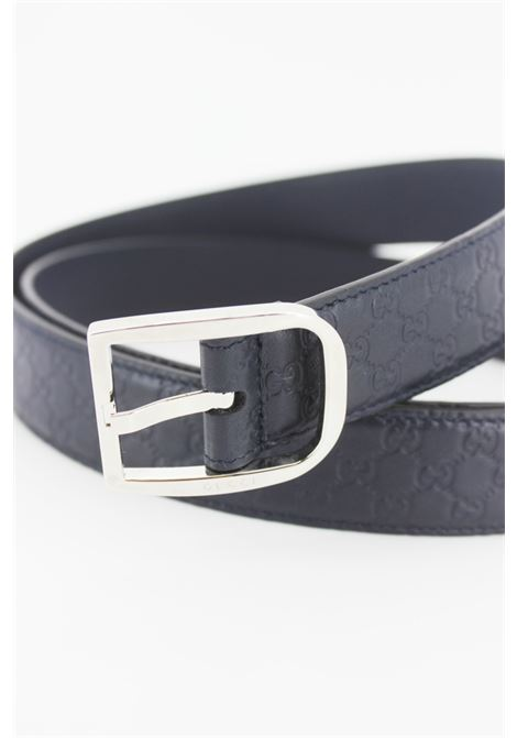 GUCCI | belt | 510309BLU