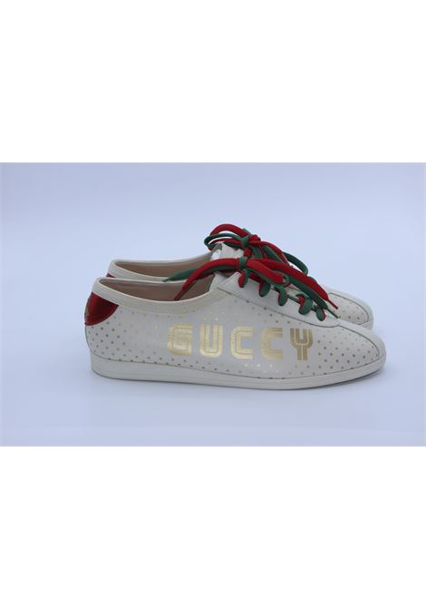 Sneakers Gucci GUCCI | Sneakers | 519718BEIGE-ORO