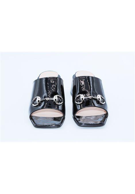 Sandalo Gucci Donna GUCCI | Sandali | 543188NERO