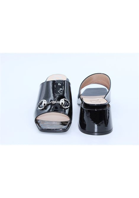 GUCCI | sandals  | 543188NERO