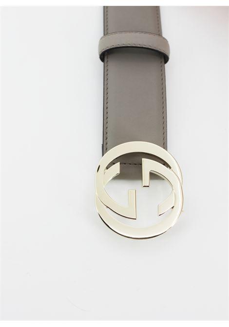 GUCCI | belt | 546386GRIGIA