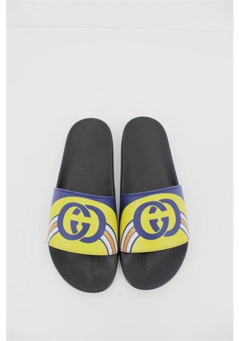 GUCCI | slipper | 548703NERA