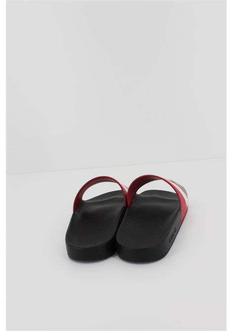 GUCCI | slipper | 548703ROSSO