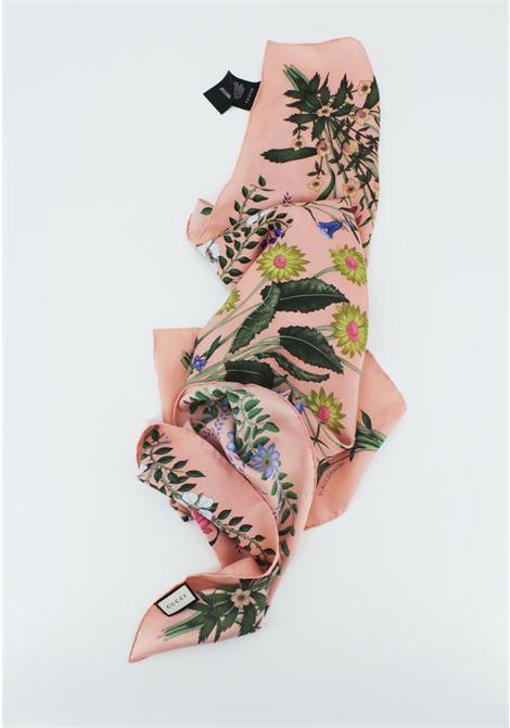 Foulard Gucci Donna GUCCI | Foulard | GUCCI013ROSA