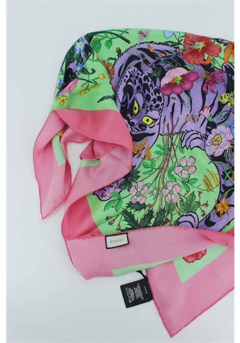 Foulard Gucci Donna GUCCI | Foulard | GUCCI014FANTASIA