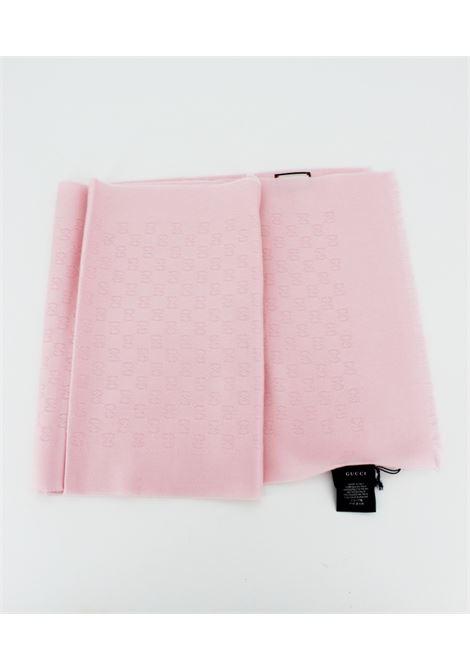 Sciarpa Gucci Donna GUCCI | Sciarpa | GUCCI015ROSA