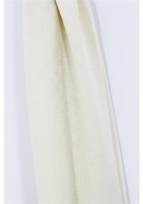 Sciarpa Gucci Unisex GUCCI | Sciarpa | GUCCI016PANNA