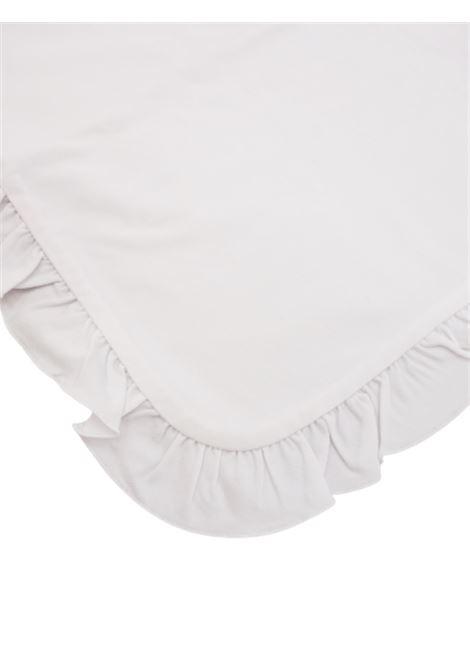 IL GUFO | blanket | COP0027BIANCO-ROSA