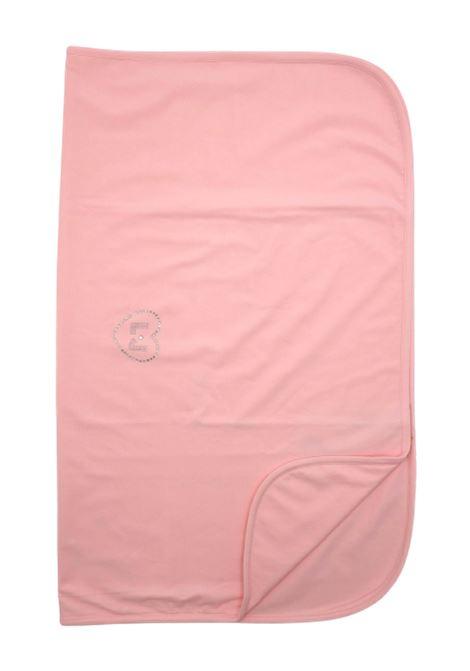 LIU-JO | blanket | COP0032ROSA