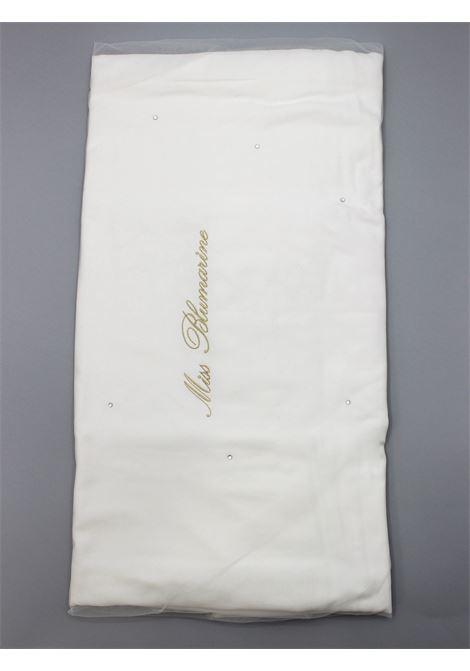 MISS BLUMARINE | padded blanket | COP0008PANNA