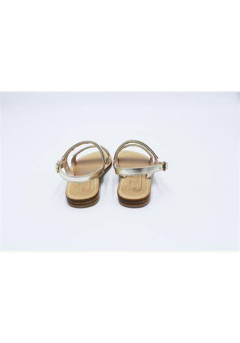 Sandalo Moda Positano junior MODA POSITANO | Sandali | G1629PLATINO