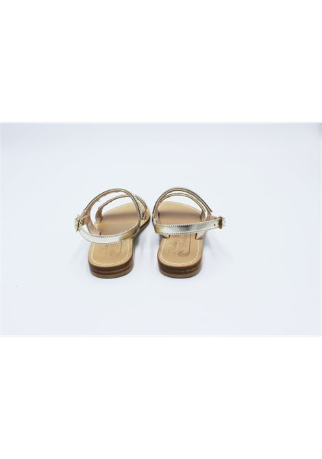MODA POSITANO | sandals  | G1629PLATINO