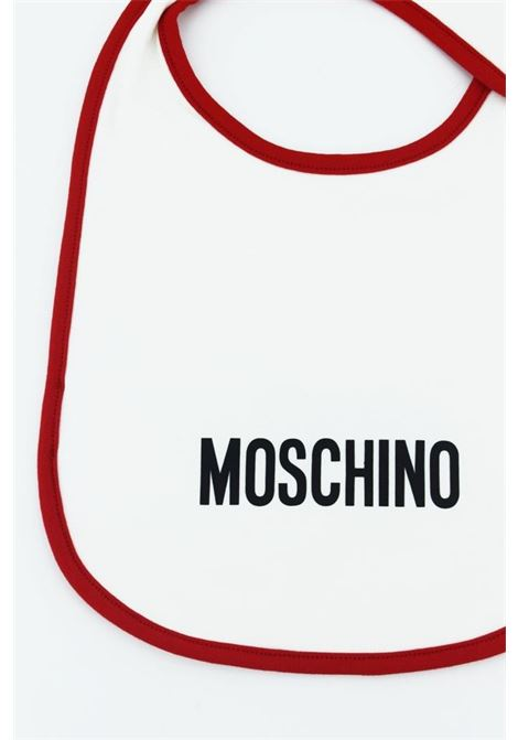 MOSCHINO | Bib  | BAV09BIANCA