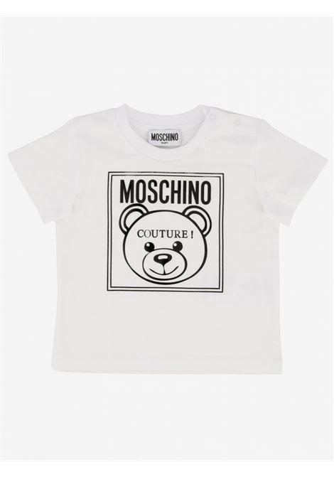 MOSCHINO | T-shirt | MOS134BIANCO