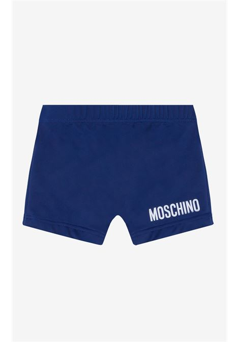 MOSCHINO | swimsuit | MOS138BLU