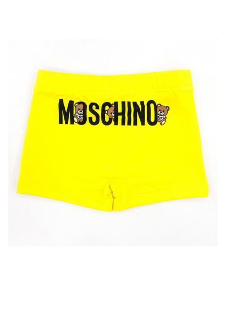 MOSCHINO | swimsuit | MOS138GIALLO