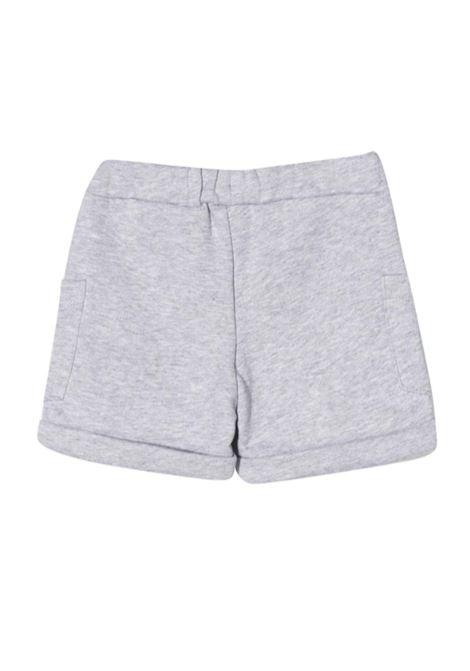 MOSCHINO | Bermuda pants  | MOS144GRIGIO
