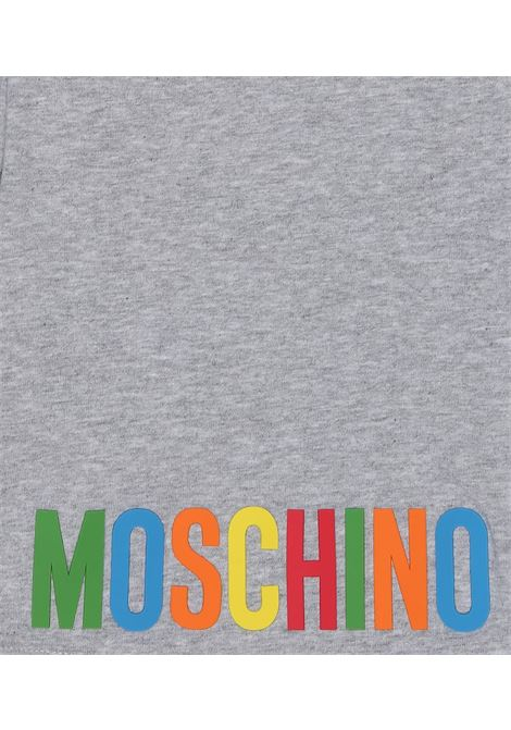 MOSCHINO | Bermuda pants  | MOS148GRIGIO