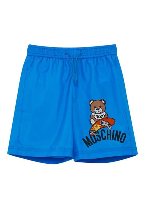 MOSCHINO | swimsuit | MOS151AZZURRO