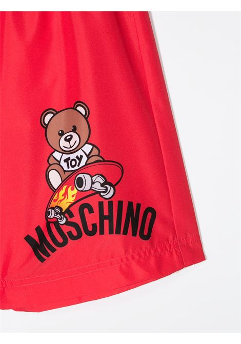 MOSCHINO | swimsuit | MOS151ROSSO