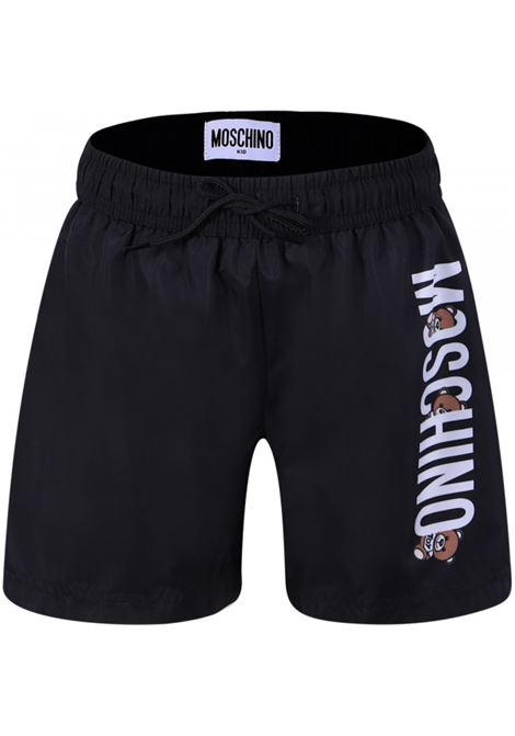 MOSCHINO | swimsuit | MOS91NERO