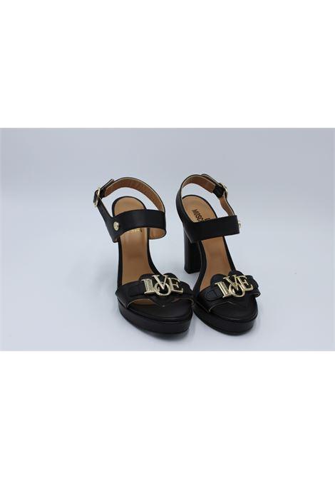 MOSCHINO | sandal heel | YA1621ANERA