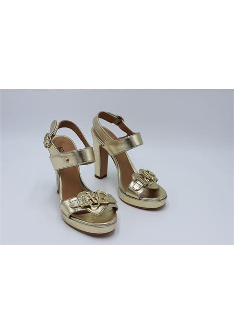 MOSCHINO | sandal heel | YA1621AORO