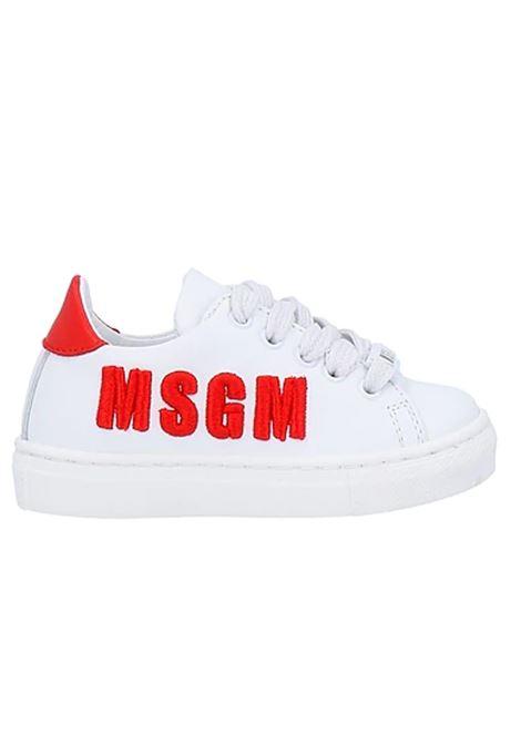 SNEAKERS MSGM MSGM | Sneakers | 67222BIANCA