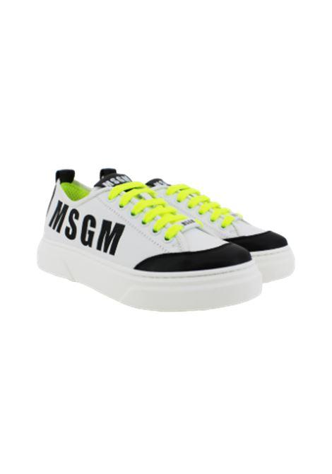 SNEAKERS MSGM MSGM | Sneakers | 67296BIANCA