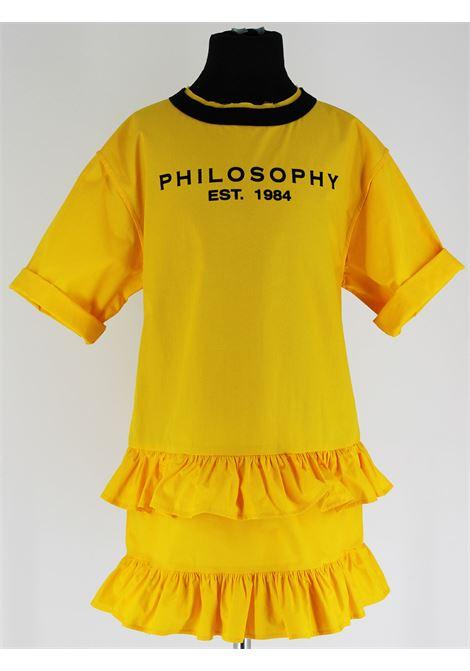 Abito Philosophy PHILOSOPHY | Abito | PHI03GIALLO