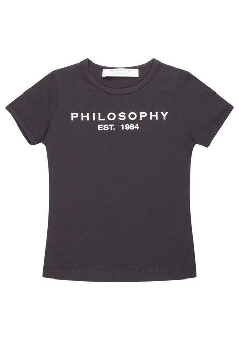 T-shirt Philosophy PHILOSOPHY | T-shirt | PHI32NERO