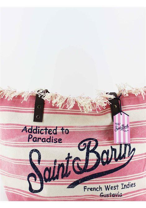 SAINT BARTH | Bag | HEL21BIANCA-ROSA