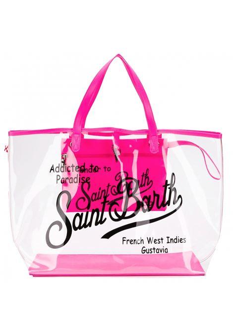 SAINT BARTH | Bag | LAS T25FUXIA FLUO