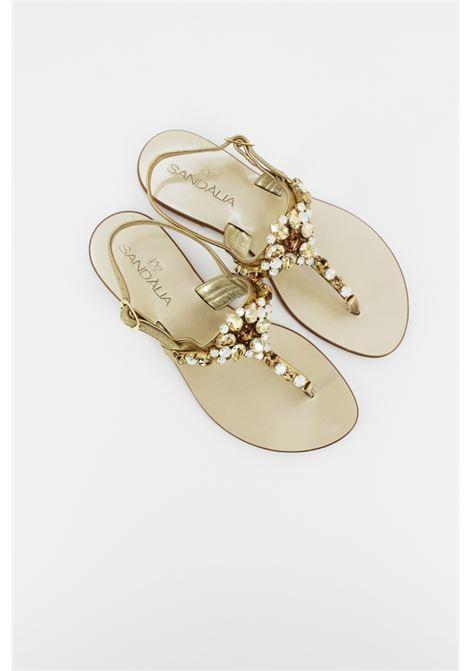 SANDALIA | foot flip flops | SA33AORO