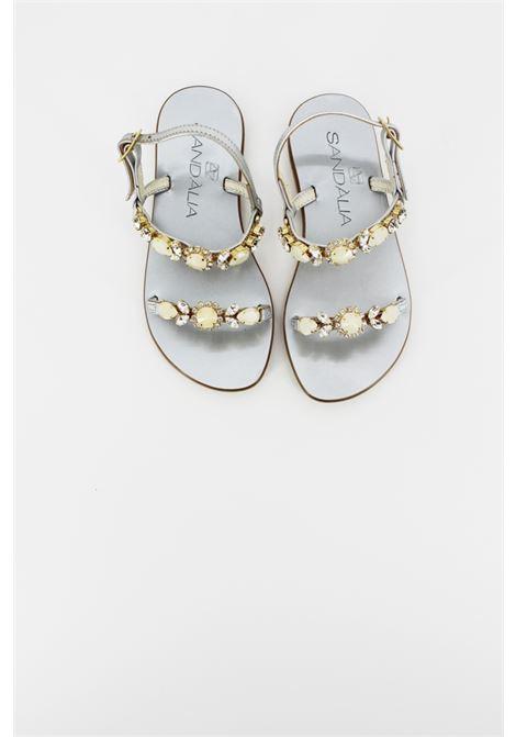 SANDALIA   sandals    SB05ARGENTO