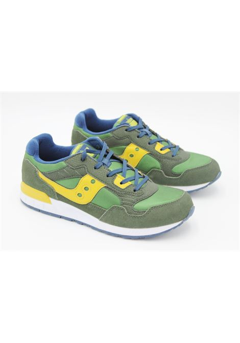 shadow SAUCONY | Sneakers | SY54647VERDE