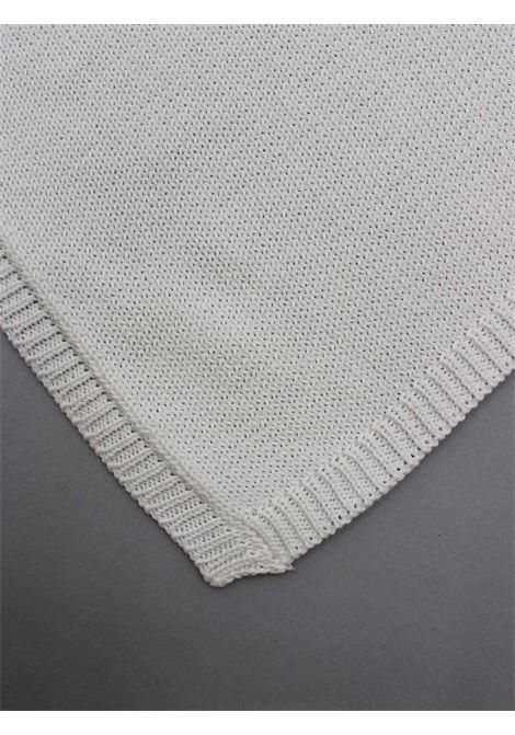 SCALDACUORE | blanket | COP0047BIANCO-GIALLO