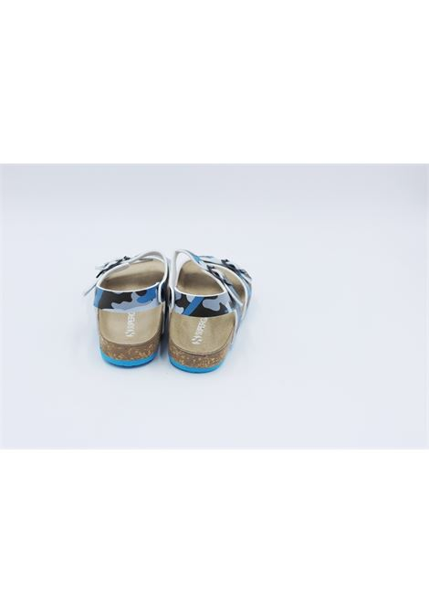 Sandalo Superga junior SUPERGA | Sandali | S31R944AZZURRA