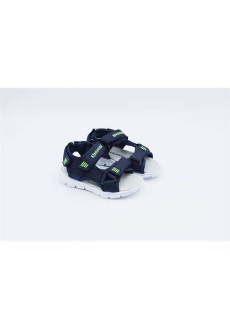 Sandalo Superga baby SUPERGA | Sandali | S83S478PBLU