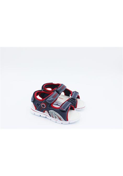 Sandalo Superga baby SUPERGA | Sandali | S83S480BLU