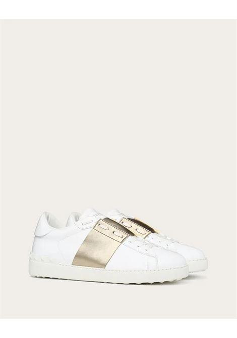 VALENTINO | Sneakers | SY2S0830PLATINO-BIANCA