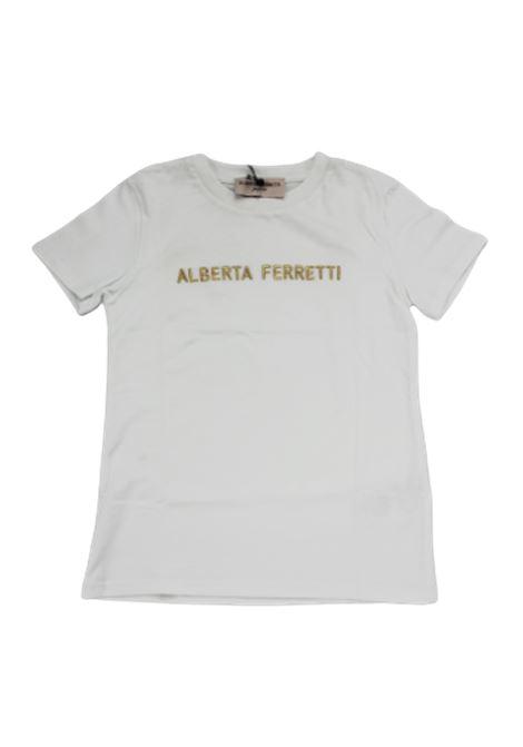 T-shirt Alberta Ferretti ALBERTA FERRETTI | T-shirt | 021229BIANCO