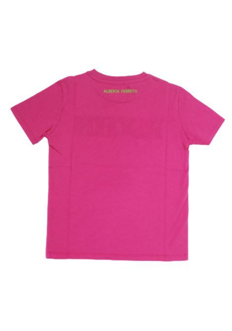 T-shirt Alberta Ferretti ALBERTA FERRETTI | T-shirt | 022146FUXIA